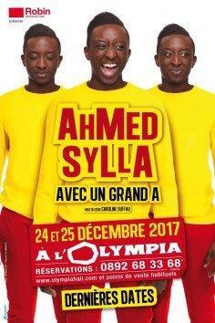 Ahmed Sylla dans Avec un grand A