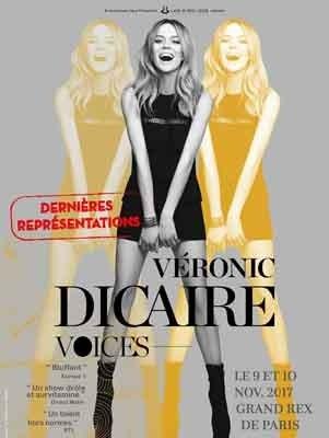 Véronic DiCaire Voices 2017