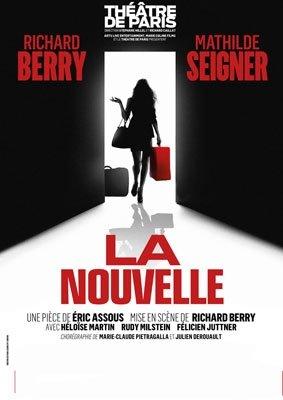 La Nouvelle  avec Richard Berry et Mathilde Seigner