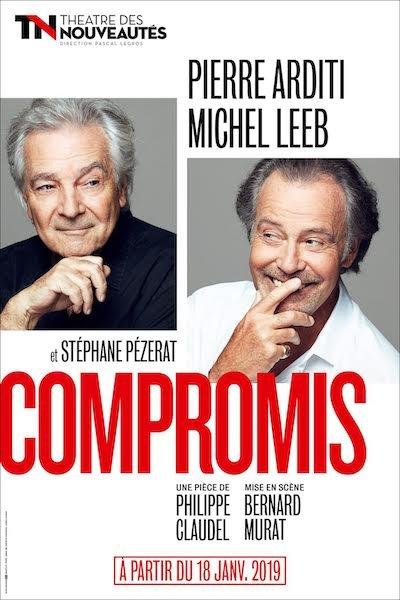 Compromis  avec Michel Leeb et Pierre Arditi
