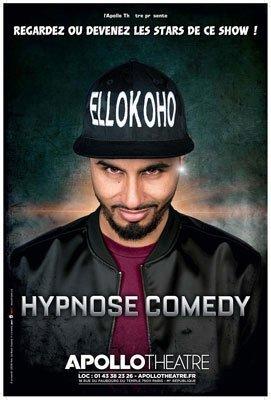 EL Lokoho dans Hypnose Comedy