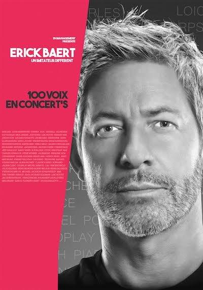Erick Baert un imitateur différent