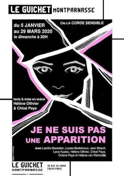 Je Ne Suis Pas Une Apparition Guichet Montparnasse