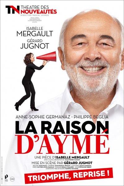 la raison d'ayme - Gérard Jugnot et Isabelle Mergault