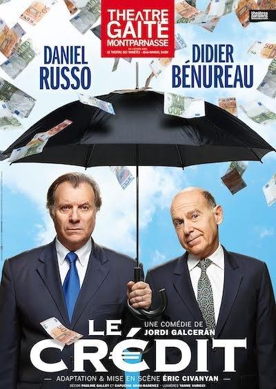 Le Credit avec Daniel Russo et Didier Bénureau