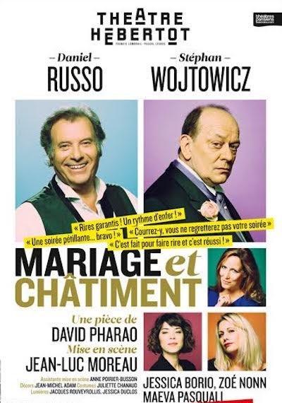 Mariage et Châtiment  avec Daniel Russo