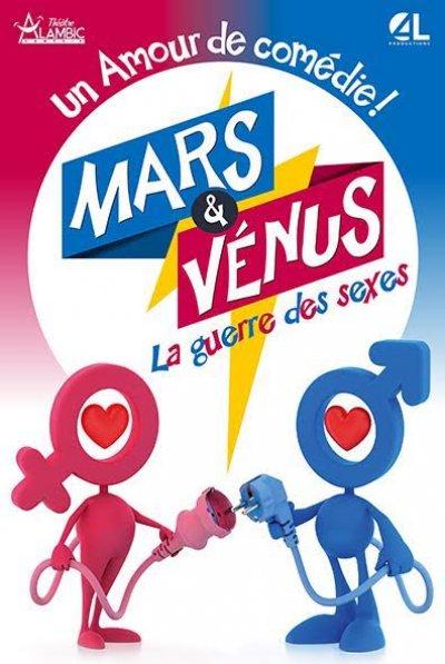 Mars et Vénus : la guerre des sexes