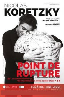 Nicolas Koretzky dans Point de rupture