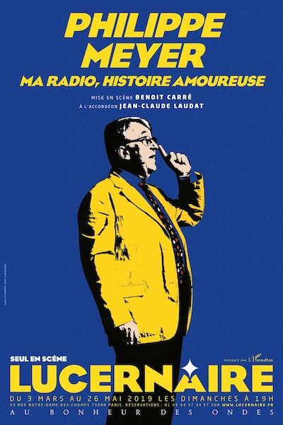 Philippe Meyer dans Ma radio, histoire amoureuse